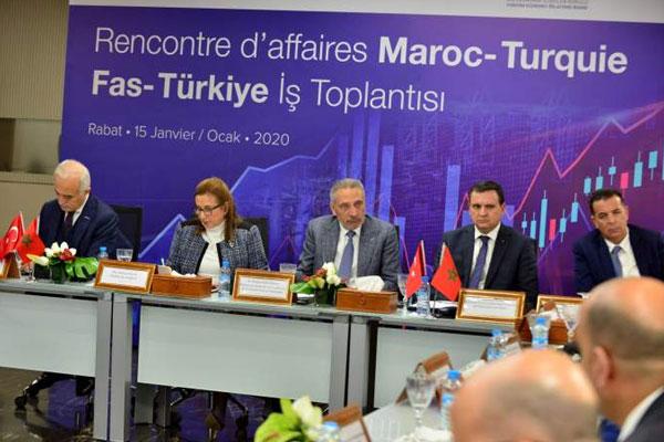 المغرب وتركيا يتفقان على مراجعة شروط اتفاقهما للتبادل الحر