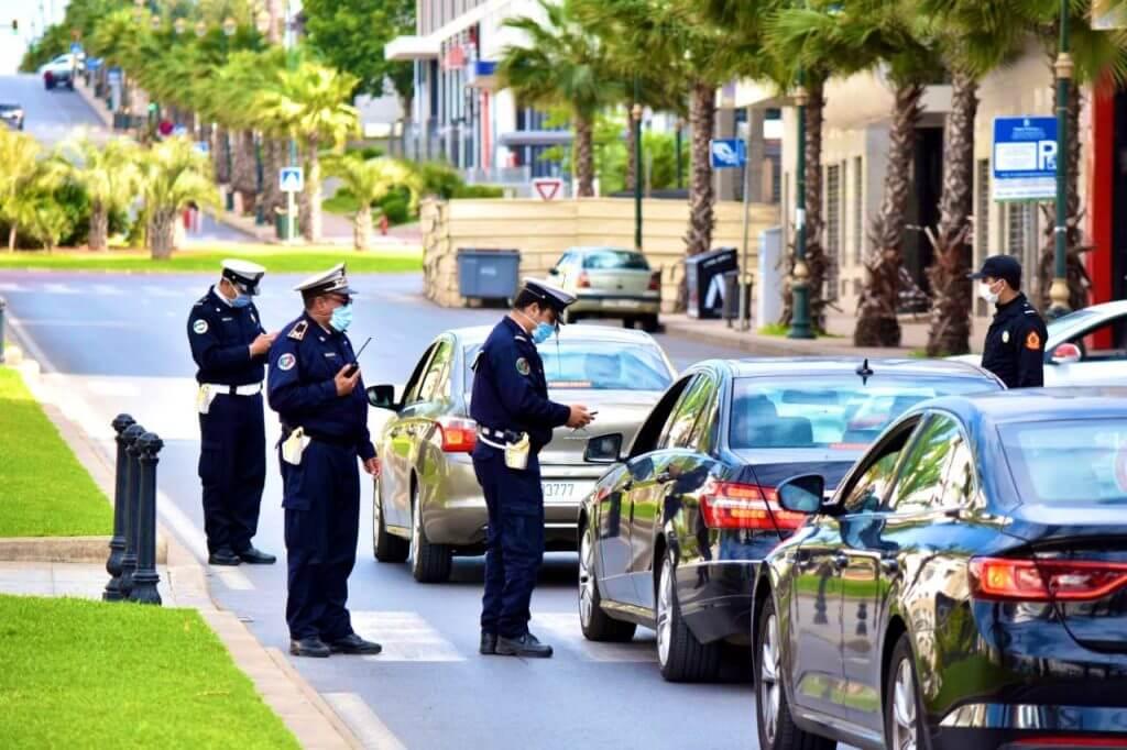 أمن سلا يكشف حقيقة إخضاع سيارة بها محامي للمراقبة الاحترازية