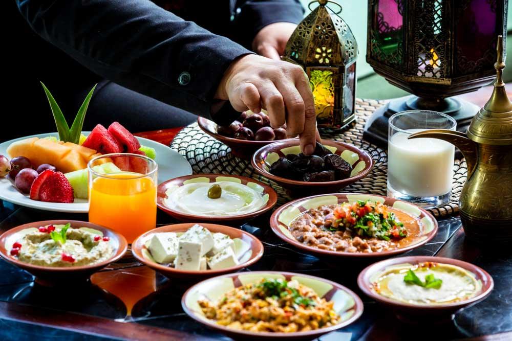 نصائح لإفطار صحي في رمضان