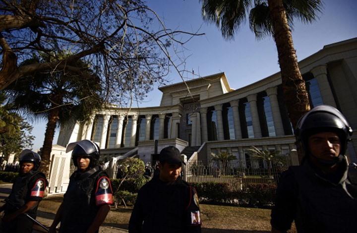 القضاء المصري يحل حزبا إسلاميا