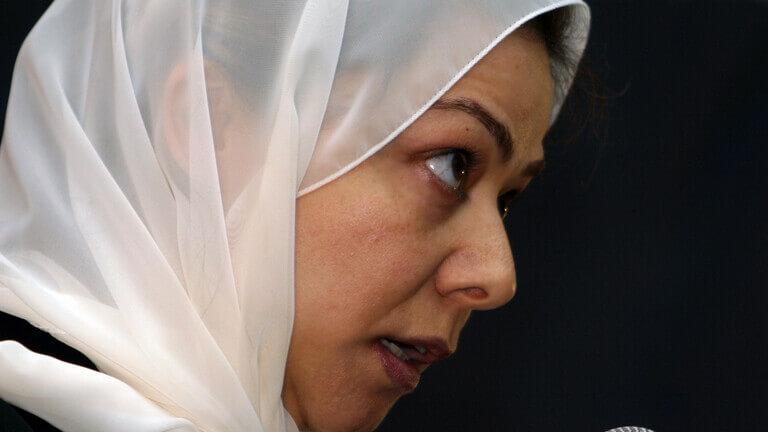 ابنة صدام حسين تصرخ لحماية الأملاك الشخصية للعائلة