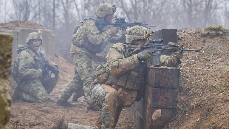 وزارة الدفاع الأمريكية ترفع درجة التاهب بسبب الإحتجاجات