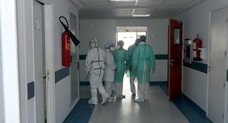 كورونا يصيب 14 إطارا صحيا بمستشفى طنجة