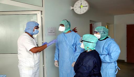 حاليا بالمغرب.. 3818 مصابا بكورونا منهم 105 حالة حرجة