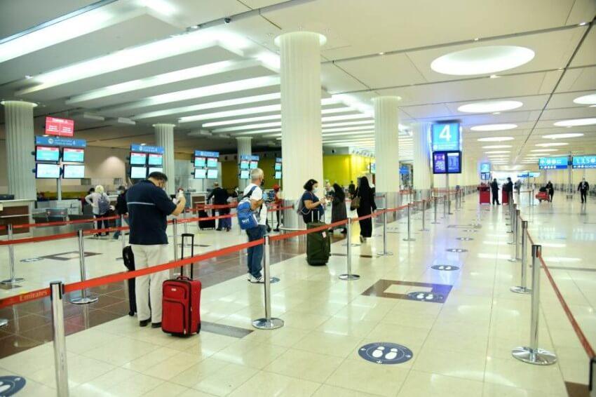 إلتحاق أزيد من 45 ألفا من المغاربة المقيمين بالخارج ببلدان اقامتهم