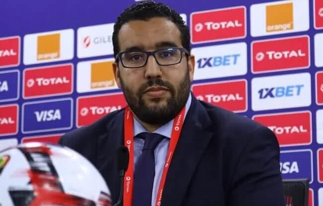 المغربي عبد المنعم باه كاتبا عاما جديدا للكاف خلفا لحجي