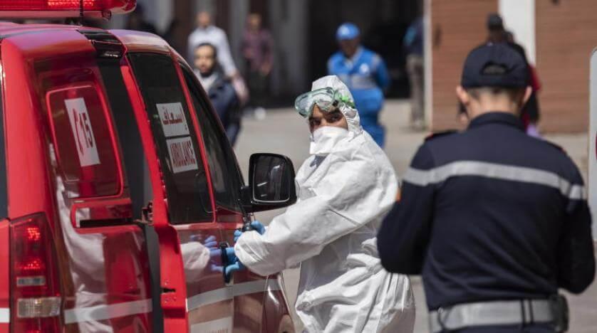 فيروس كورونا يتسلل إلى جسد 5 دركيين بتاونات