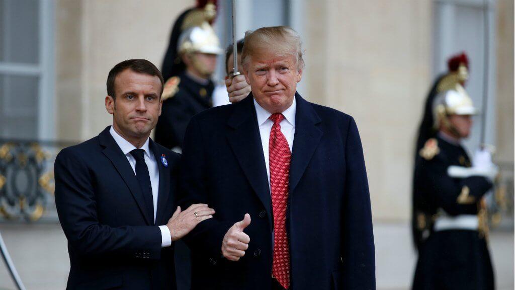 في خطوة غير مسبوقة..الولايات المتحدة تعاقب فرنسا