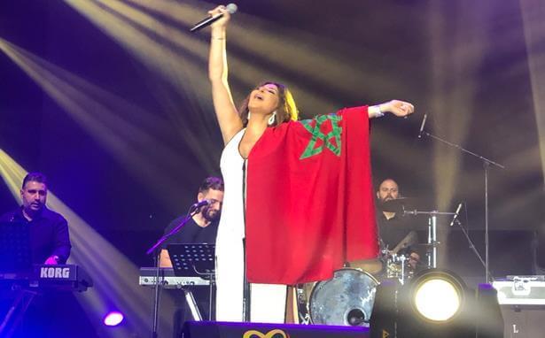 إليسا توضح بعد الحملة ضدها: أحترم المغرب بصحرائه