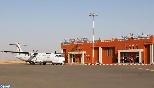 لارام تستأنف رحلاتها نحو مطارات درعة تافيلالت في غضون أسبوع
