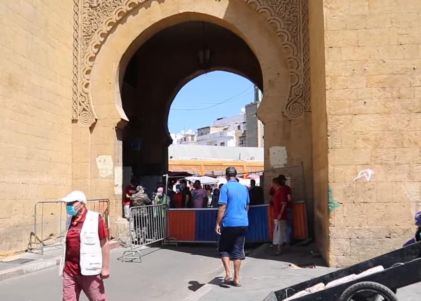 سلطات الدار البيضاء تُغلق المدينة القديمة بسبب تفشي كورونا