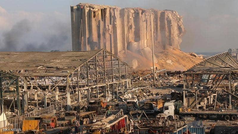 قرارات جديدة يتعلق بقضية انفجار مرفأ بيروت