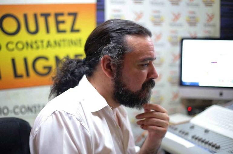 القضاء الجزائري يدين الصحافي زغليش بسنتين سجنا نافذة