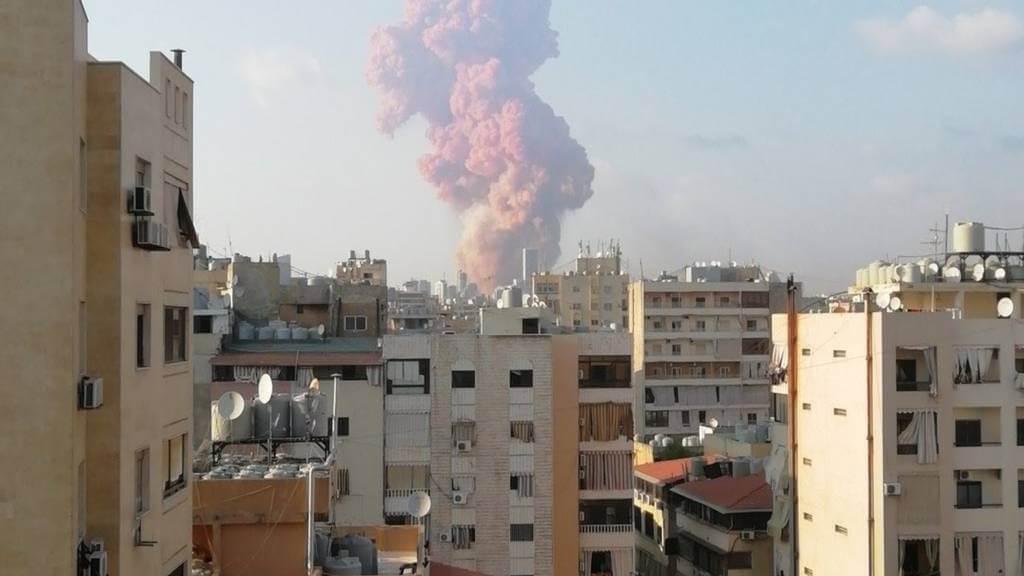 رسميا.. قتلى ومئات الجرحى في انفجار بيروت