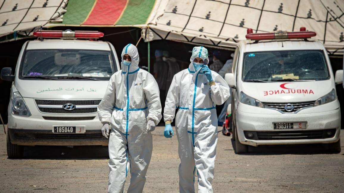 فيدرالية التخدير تعلن بداية موجة ثانية من فيروس كورونا بالمغرب
