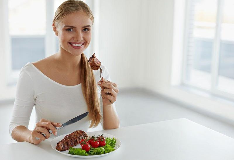 توقفي عن تناول اللحوم وشاهدي الفارق في جسمكِ