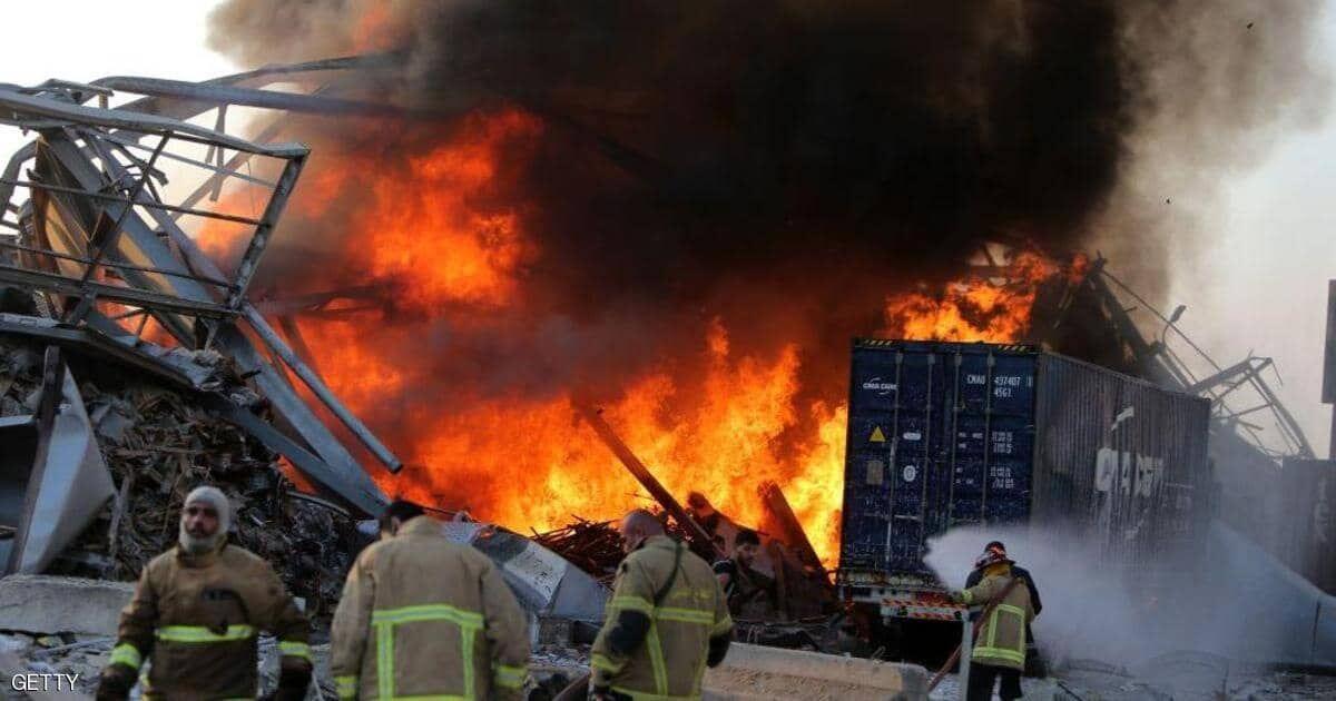 وزير الصحة اللبناني: ارتفاع ضحايا انفجار بيروت إلى 70 قتيلًا و3700 مصاب