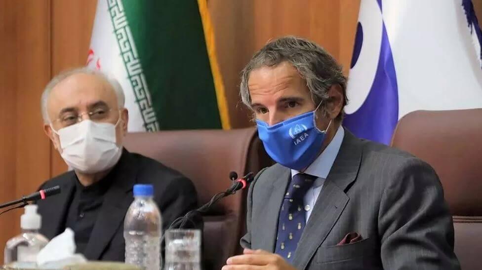إيران تسمح لمفتشي الوكالة الدولية للطاقة الذرية بدخول موقعين نوويين سريين