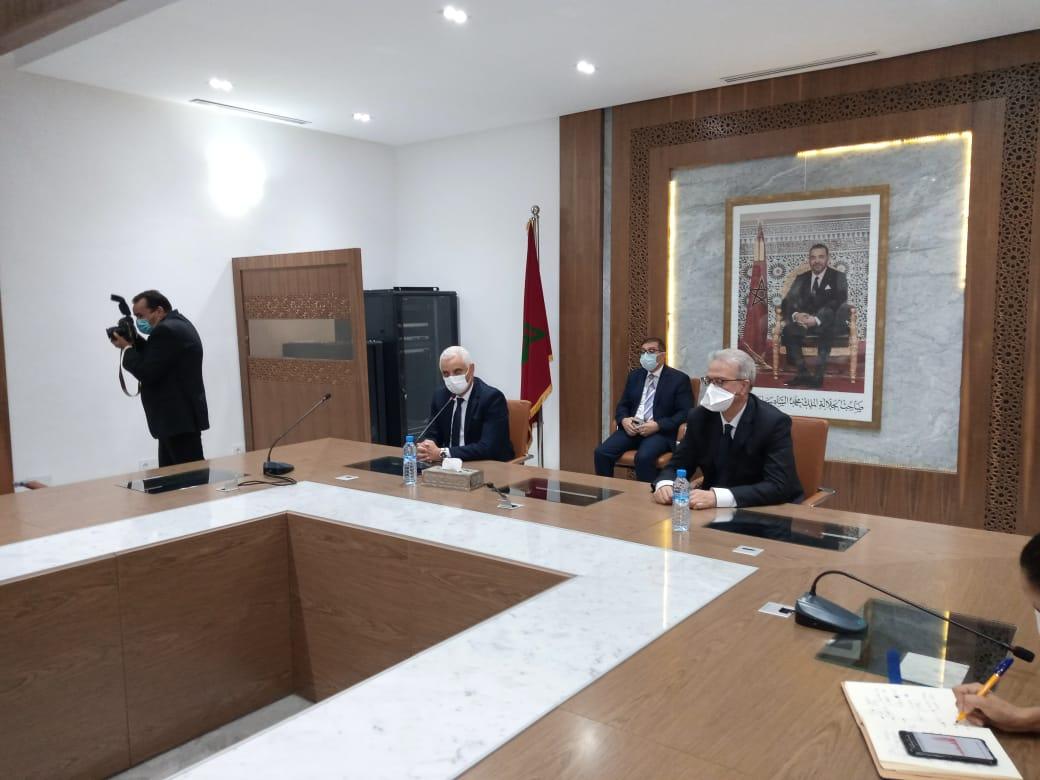 وزير الصحة يعيد توزيع المهام على مستشفيات مراكش لتطويق ازمة التكفل بمرضى كوفيد