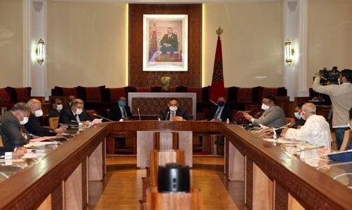 لجنة الداخلية تصادق على مشروع مرسوم تمديد حالة الطوارئ