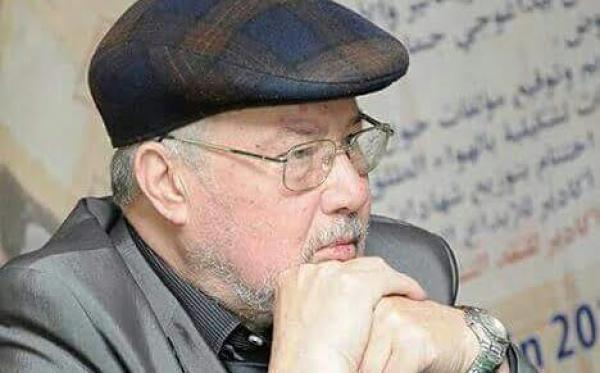 كورونا يخطف الكاتب محمد أديب السلاوي