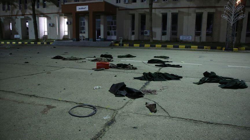 فضيحة: الإمارات متورطة في قتل 26 تلميذا عسكريا بليبيا