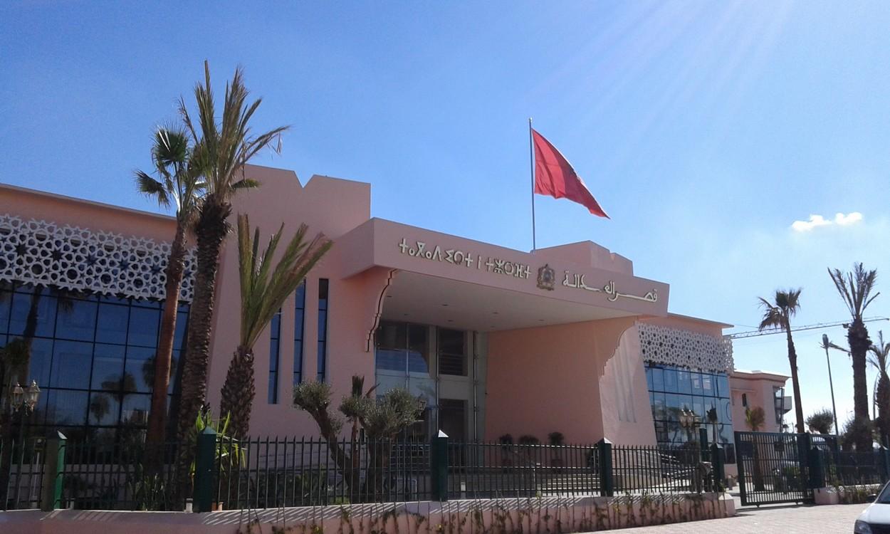 إعتقال محامي مزور من جنسية مصرية بابتدائية مراكش