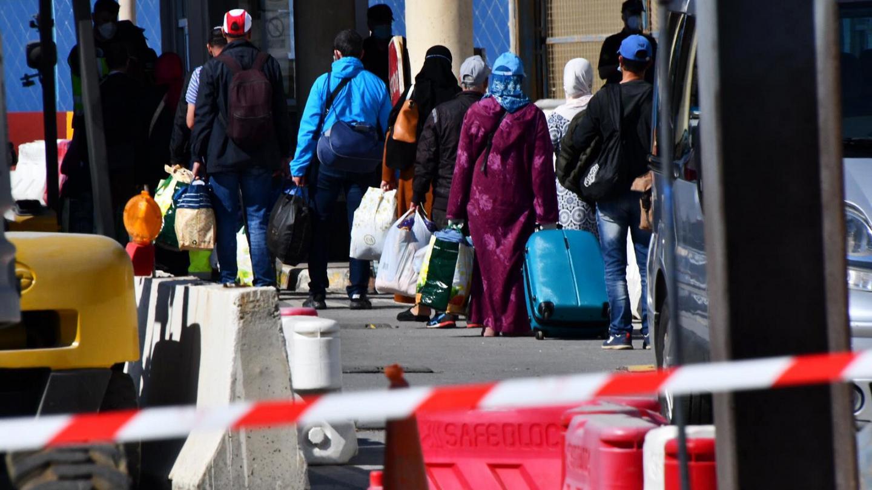 المغرب يُؤمّن غداً عودة المئات من المغاربة العالقين بمليلية المحتلة
