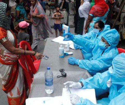 الهند تسجل أعلى نسبة تعاف من كورونا في العالم