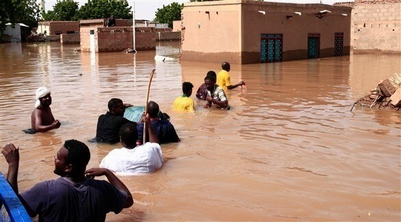 ارتفاع ضحايا الفيضانات بالسودان إلى 114 قتلى وتدمير أكثر من 33 ألف منزل