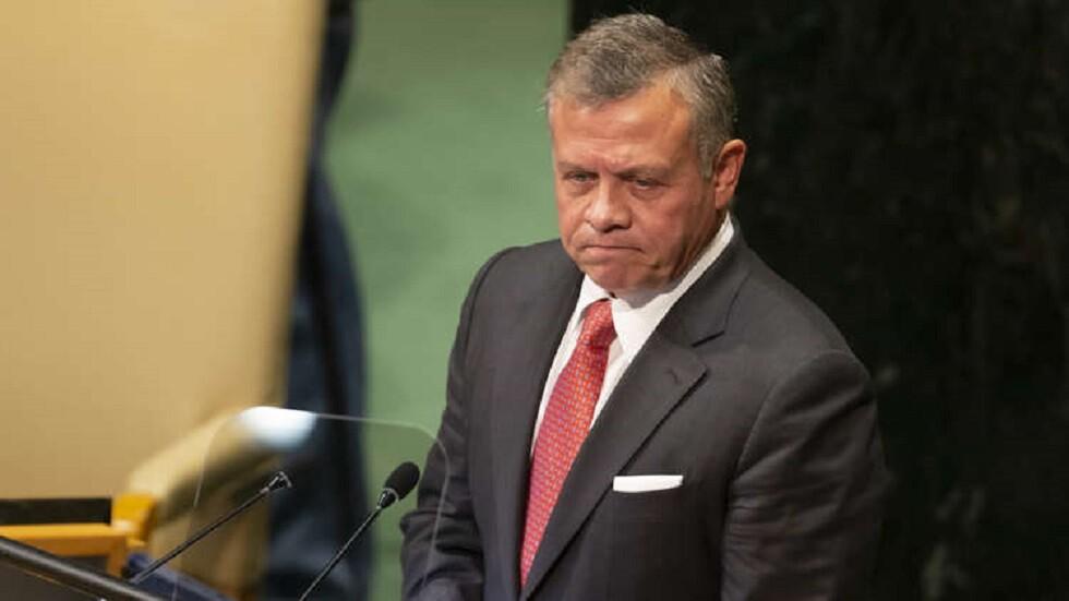العاهل الأردني يصدر مرسوما بحل مجلس النواب