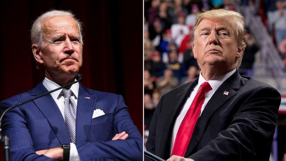 ترقب أمريكي للمواجهة الأولى بين ترامب وبايدن