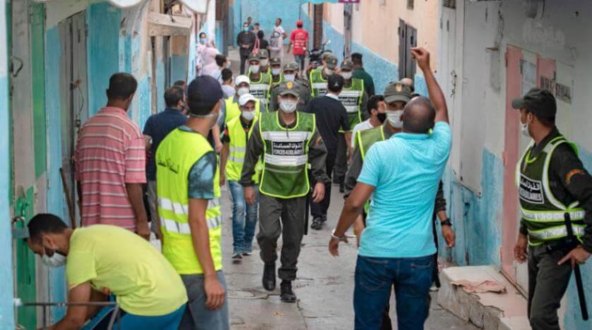 """السلطات تقرر فرض """"الإغلاق"""" بإقليم النواصر للحد من تفشي كورونا"""