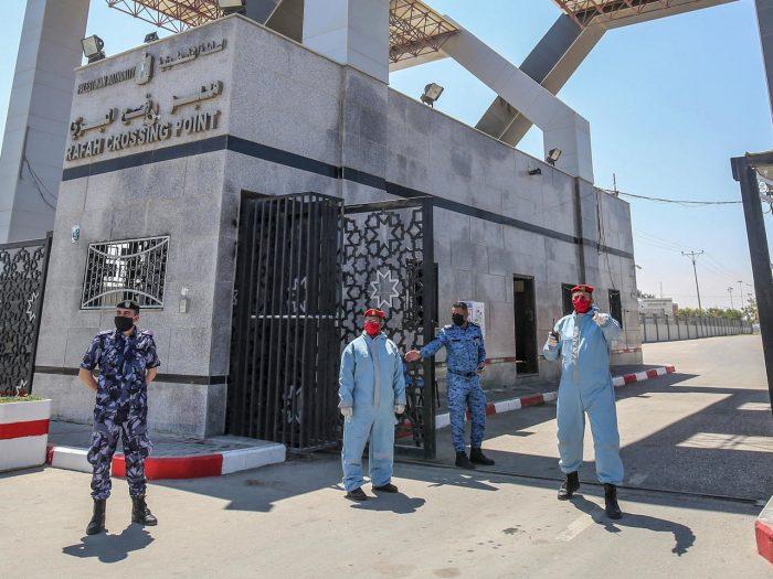 فلسطين..فتح معبر رفح الحدودي استثنائيا لمدة ثلاثة أيام