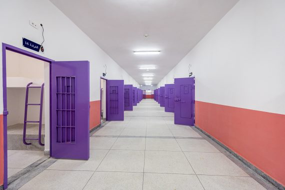 التامك يقترح اكتراء سجون لحل أزمة الميزانية