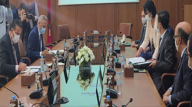 لجنة اليقظة الاقتصادية توقع اتفاقية لإنعاش مموني الحفلات والتظاهرات