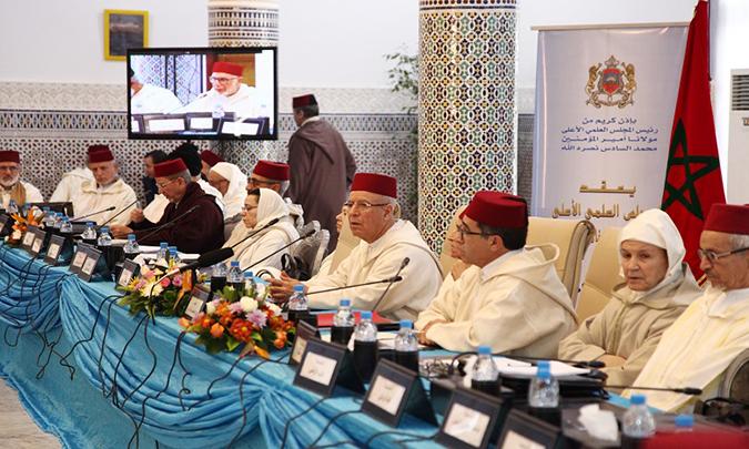 المجلس العلمي الأعلى يعبر عن رفضه لكل أنواع المس بمقدسات الأديان