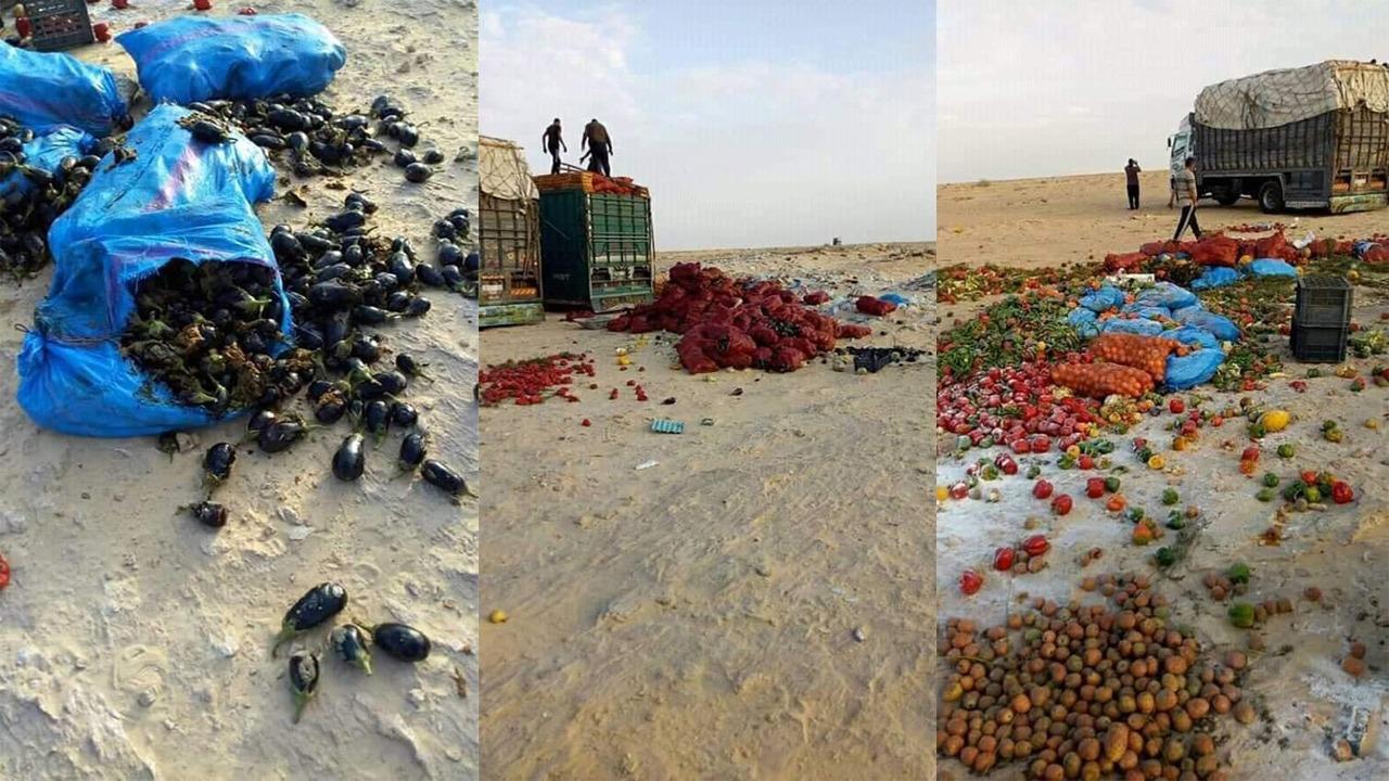 إغلاق الكركرات يتسبب في خسائر فادحة في صادرات المغرب نحو إفريقيا
