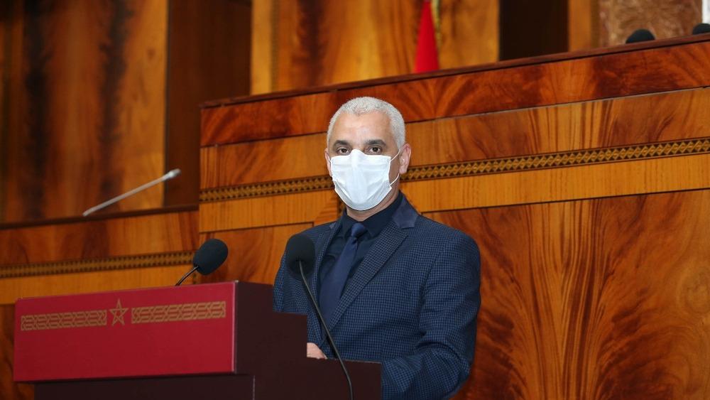 وزير الصحة يعترف بفقدان السيطرة على الوباء