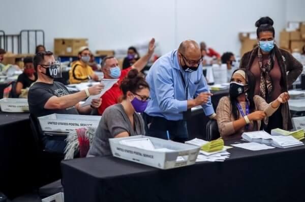 عاجل: ولاية جورجيا الأمريكية تعلن عن إعادة فرز الأصوات