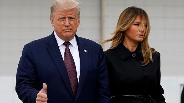 ميلانيا ترامب تصدم زوجها بعد مغادرته البيت الأبيض
