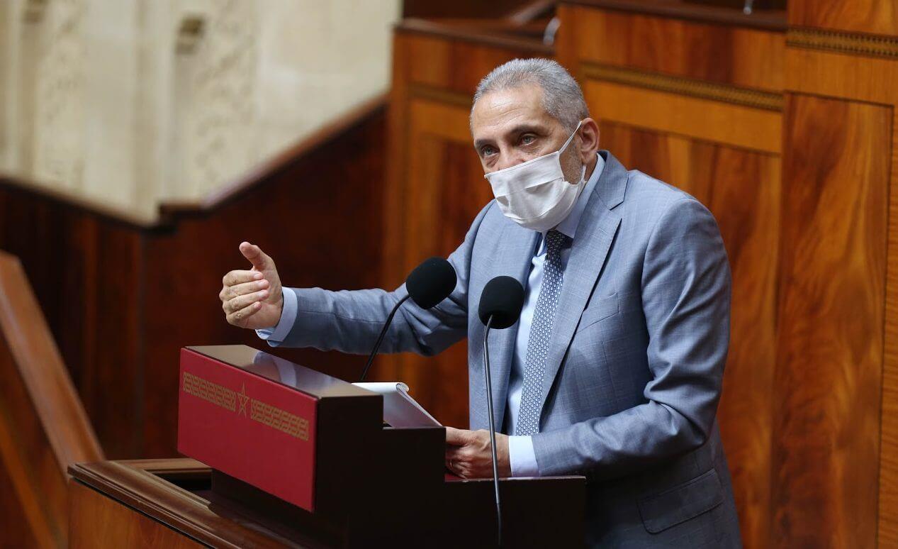 الوزير العلمي يكشف موقفه من فرض الإغلاق التام بالمغرب