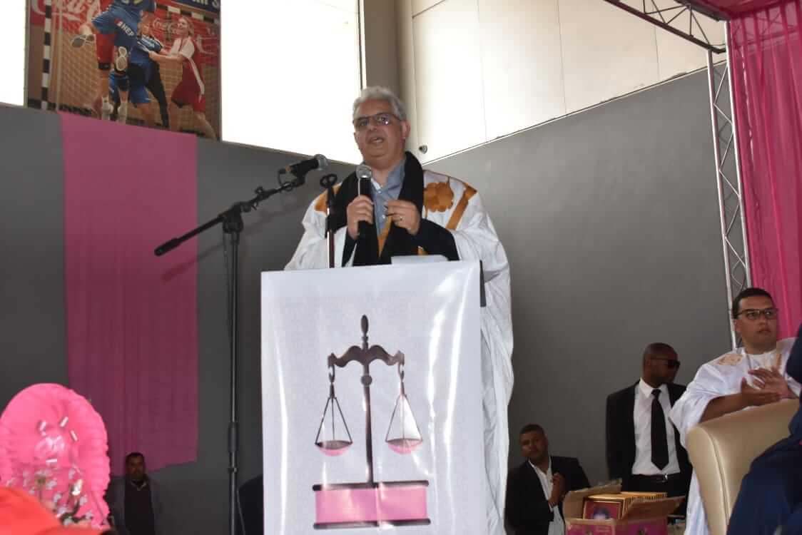 نزار بركة يدعو الدولة للإسراع في نقل الاختصاصات إلى جهات الأقاليم الجنوبية