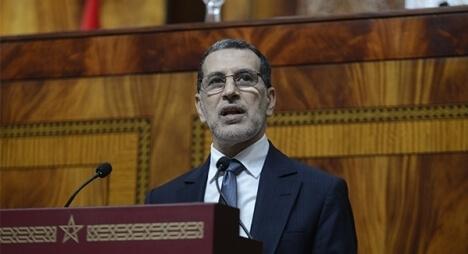 رئيس الحكومة يحل بالجلسة الشهرية بمجلس النواب