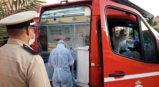 حاليا بالمغرب.. 5491 مصابا بكورونا منهم 242 حالة حرجة