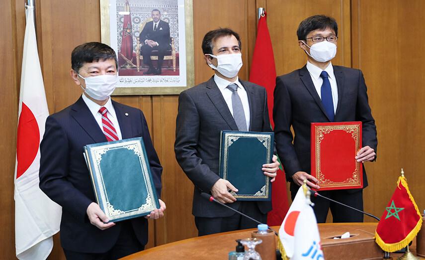 المغرب يحصل على قرض بقيمة 200 مليون دولار من اليابان