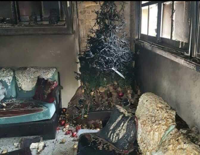 النيران تلتهم منزل  المدير الإقليمي للتعليم ببرشيد