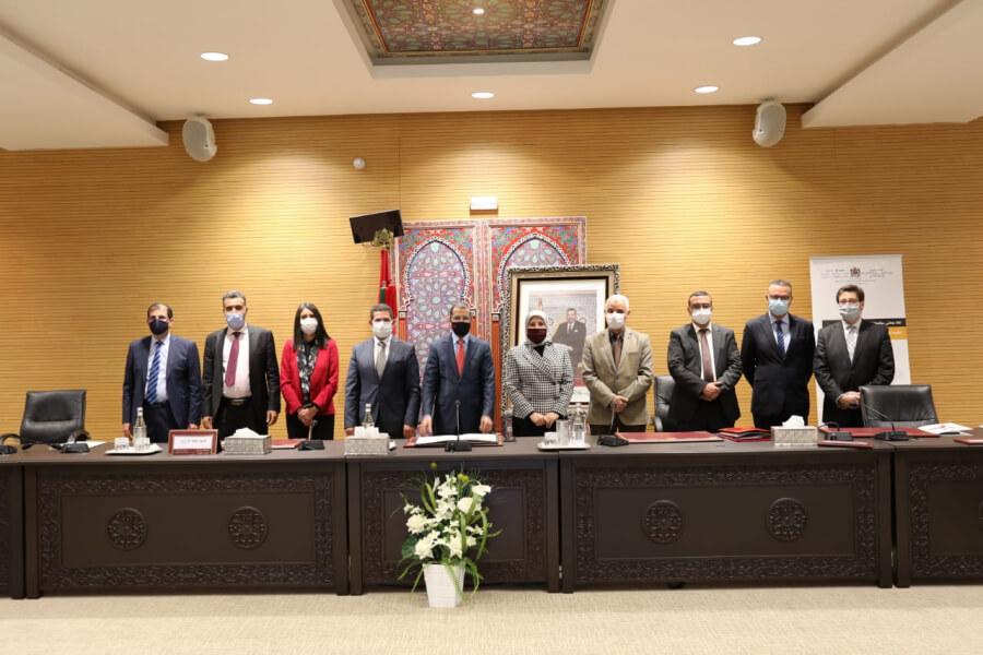 العثماني: حريصون على تحسين وضعية الأشخاص في وضعية إعاقة