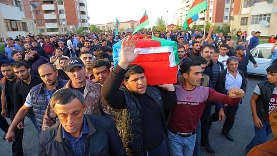 لأول مرة.. الكشف عن عدد قتلى قوات أذربيجان في حرب قره باغ