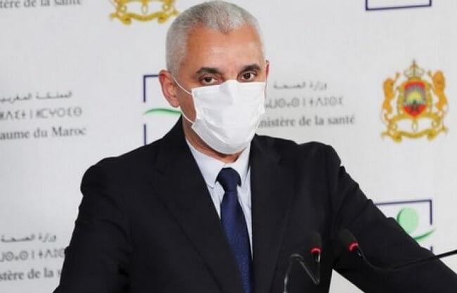وزير الصحة يؤكد ضرورة الخضوع للقاح كورونا للسفر خارج المغرب أو العمل